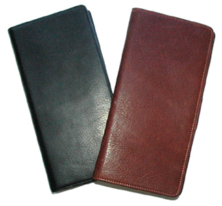 Large Leather Tally Book Covers