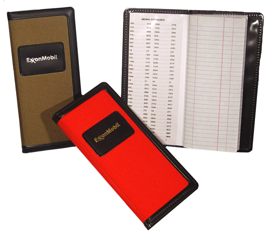 Hardcover Canvas Tally Books