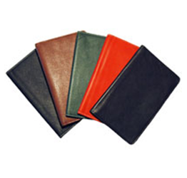 Small Leather Tally Book Covers
