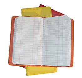 Waterproof Tally Book Covers