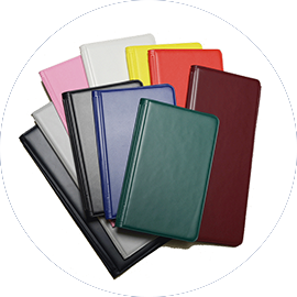 Assorted Tally Books